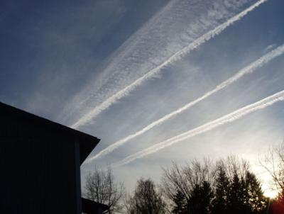 18. Chemtrails