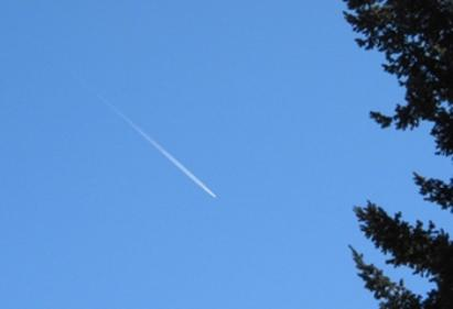 2. Contrail is not Chemtrail