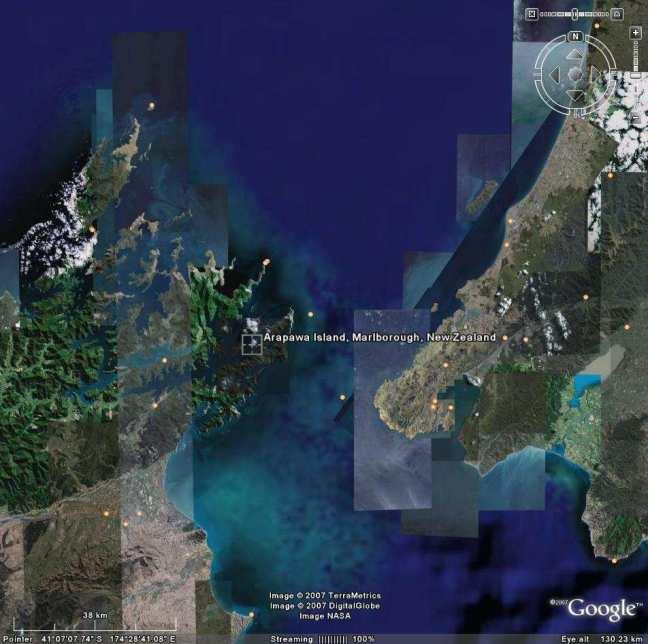 Gambar 42. Pulau Arapawa.