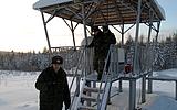 3-Stasiun radionuklida 56, Peleduy, Federasi Rusia