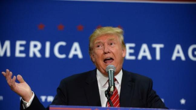 "Capres Republik Donald Trump ingin ""duduk santai"" menonton Rusia."