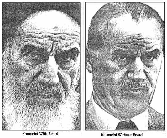 Khomeini Agen Inggris