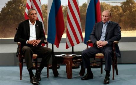 Obama dan Putin