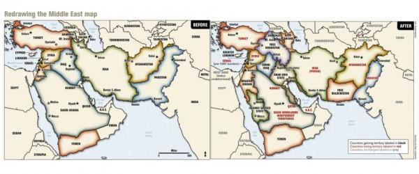 Timur Tengah Sekarang dan Nanti