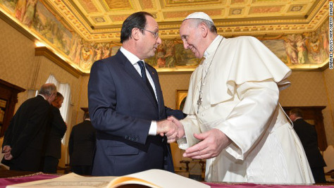 Hollande & Paus