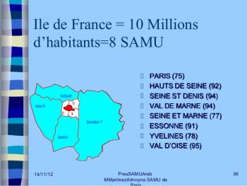 SAMU di Île-de-France