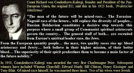 Richard Coudenhove Kalergi