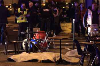 Korban Serangan Paris November 2015