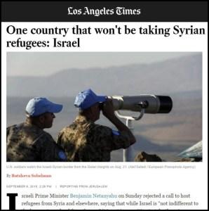 LA Times - Israel