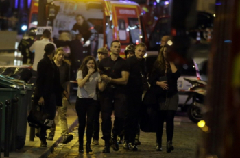 Serangan Bataclan Paris November 2015