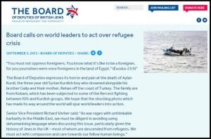 BOD - Pengungsi
