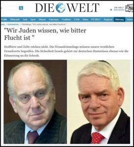 Die Welt - Juden