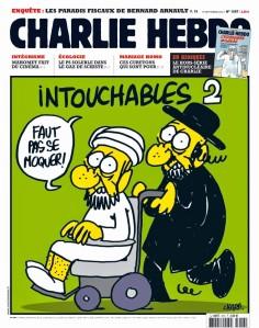 Sampul Charlie Hebdo