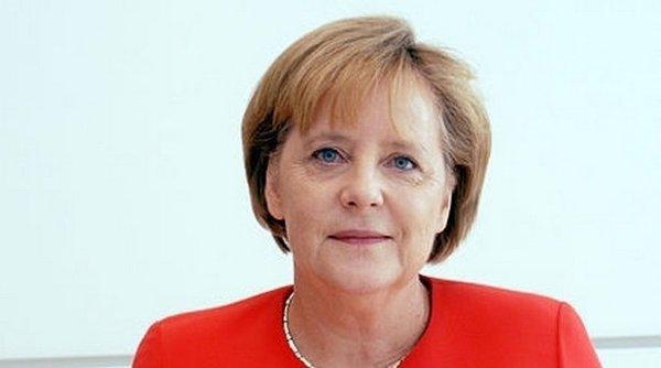 Angela Merkel (2003). Sumber: arsip Pravda.ru