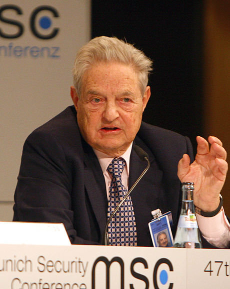 George Soros di 47th Munich Security Conference 2011