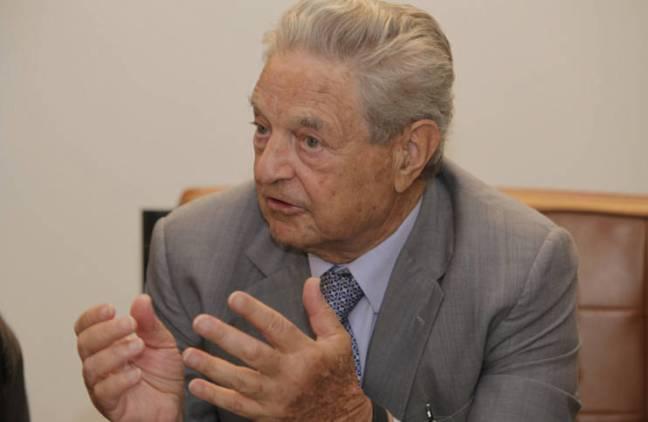 George Soros (Norway UN/Flickr)