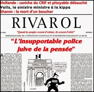 Sampul Depan Rivarol
